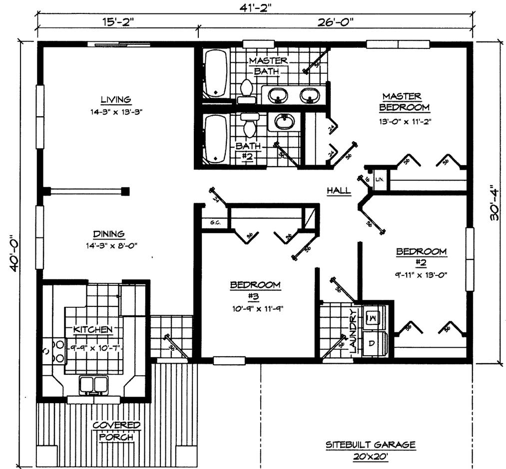 Homes By Stoddards HiTech Custom Ranch - Design tech homes pricing