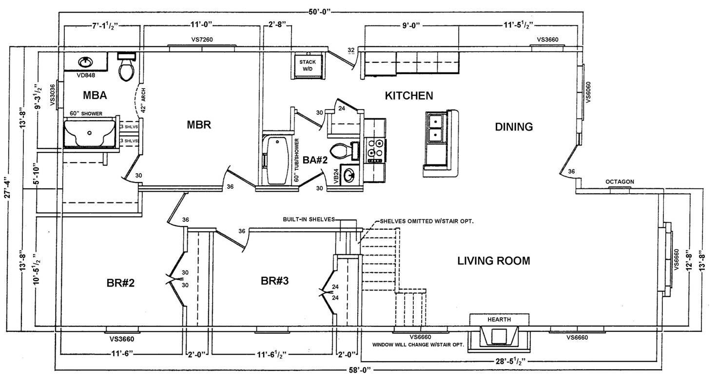 ranch home floor plans